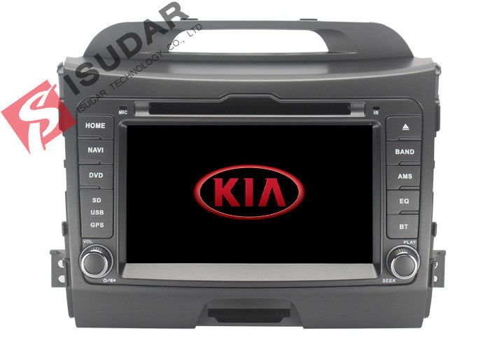 Kia Sportage 2010 Dvd Gps Car Audio With Navigation And Bluetooth 3G DVR TPMS