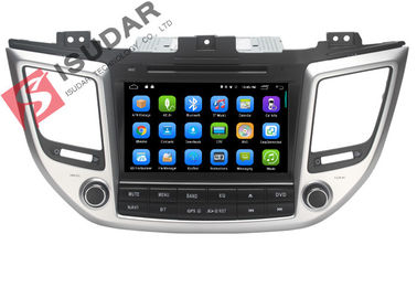 چندکاره ظرفیت 8 اینچی Android Car Stereo، 2015 Hyundai Tucson Dvd Player