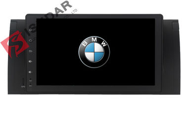 تمام صفحه لمسی BMW E39 Dvd Player، Android 7.1 Car Stereo با Sat Nav و بلوتوث